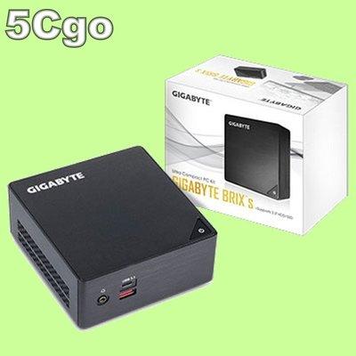 5Cgo【權宇】技嘉BRIX超微型電腦七代CPU GB-BKi3HA-7100準系統i3-7100U HD 620 含稅