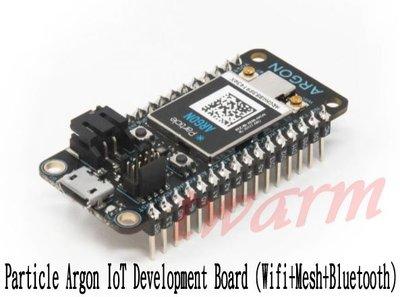 《德源科技》r) 原廠 Particle Argon IoT 開發板 (Wifi + Mesh +藍牙)