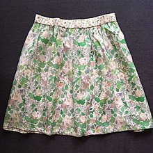 ❤️ 一口價$190 Franche Lippee 日本製 治癒森林半截裙