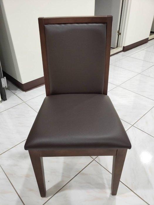 非凡精品家具 全新品 萊恩胡桃餐椅*洽談椅*麻將椅*辦公椅*接待椅*電腦椅*化妝椅*房間椅*沙發椅*咖啡椅*木椅