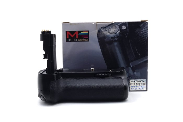 【台中青蘋果】美科 Meike MK60D for Canon 二手 電池手把 #38862