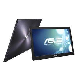 【開心驛站】ASUS 華碩 MB169B+ 15.6吋Full HD可攜式USB供電螢幕~螢幕顯示自動選轉 / 附專用套