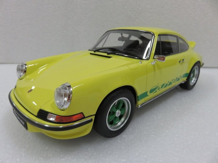 宗鑫貿易 1/12 GT SPIRIT GT733 Porsche 911 2.7 RS Touring Coupe