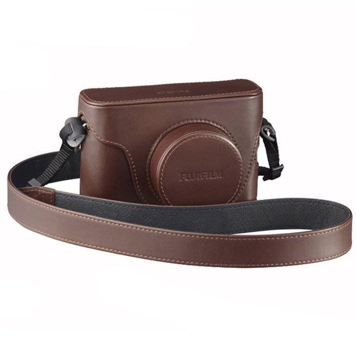 全新 富士 FUJIFILM FUJI LC-X100S X100 X100S X100T 相機 真皮 皮套 + 背帶