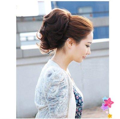 水媚兒假髮DLH70-K 髮量超多 華麗大髮包 抽繩式捲髮包/預購或現貨