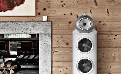 樂府音響 | Bowers & Wilkins 英國 B&W 802 D3 三音路落地式喇叭