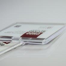 現貨~批發~新款磁性胸牌 瑞普reap姓名牌工號牌 胸卡7003磁性 70*20MM/訂單滿200元出貨/批量聯繫即時通