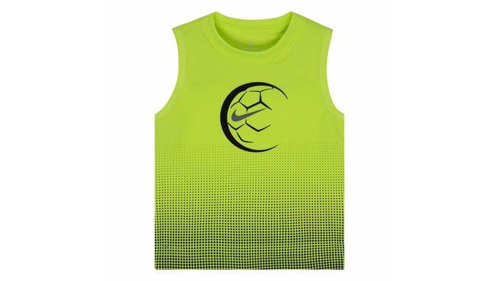 Nike 男童無袖上衣 DRI-FIT 尺寸6. 7歲 #有2色