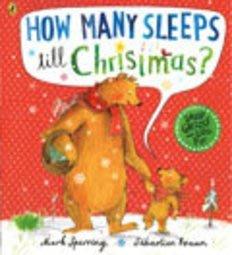*小貝比的家*HOW MANY SLEEPS TILL CHRISTMAS/平裝/75折至12/26止