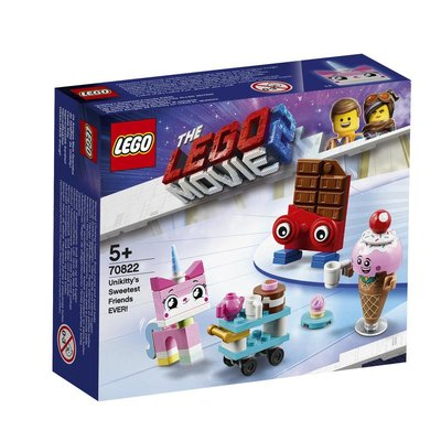 【樂GO】LEGO 樂高 70822 Unikitty's Sweetest Friends EVER 原廠正版