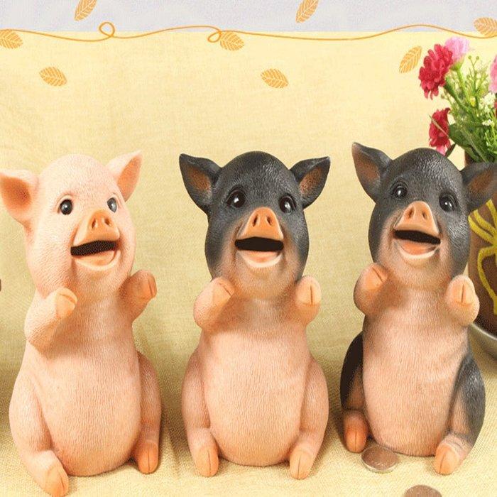 小花花精貨店-小豬存錢罐硬幣存錢豬儲蓄罐儲錢罐豬錢罐兒童十二生肖男孩攢錢罐#存錢罐