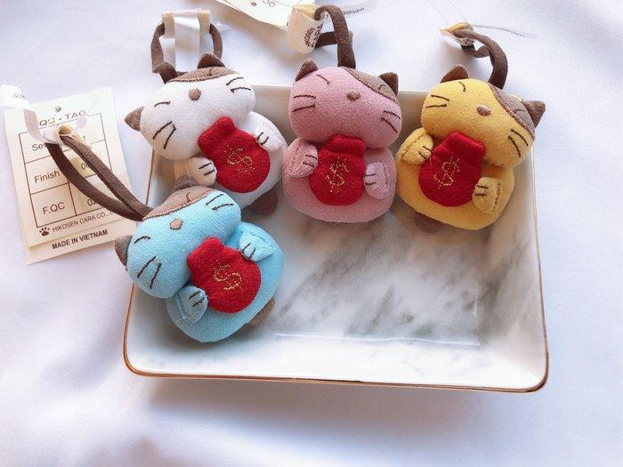 日本卡拉貓~Gon醬錢滿貫吊飾