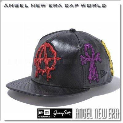 【ANGEL NEW ERA】NEW ERA X Jeremy Scott FW13 LOGO 9FIFTY Melt