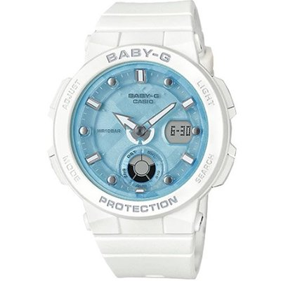 門市正貨 - 全新 Casio watch BABY G BGA-250 BGA-250-7A1 霓虹照明 手錶