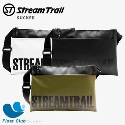 Stream Trail 單肩包系列 Sucker / Sucker 單肩休閒包 原價NT.1880元