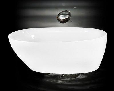 秋雲雅居~L1系列(160x80x56cm)無接縫獨立浴缸/古典浴缸/泡澡浴缸/壓克力浴缸 放置即可泡澡免安裝!!