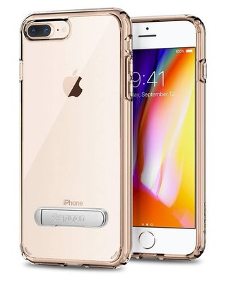 Spigen SGP iPhone 8 Plus Case Ultra Hybrid S