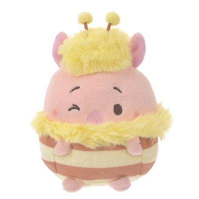 現貨 迪士尼商店 disney store   粉紅小豬 蜜蜂 娃娃 雲朵系列 玩偶 有蜂蜜味唷 ufufy