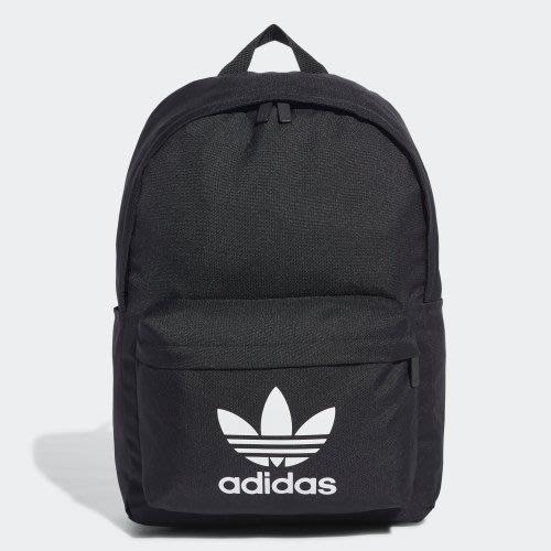南◇2020 8月Adidas ADICOLOR CLASSIC 背包 GD4556 黑 白 三葉草 休閒 旅遊 後背包