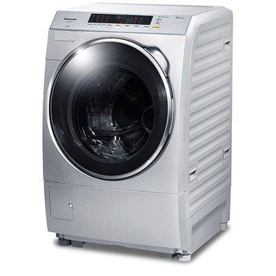【全家家電】《享折扣》Panasonic NA-V158DW 14公斤 滾筒式洗衣機-炫亮銀
