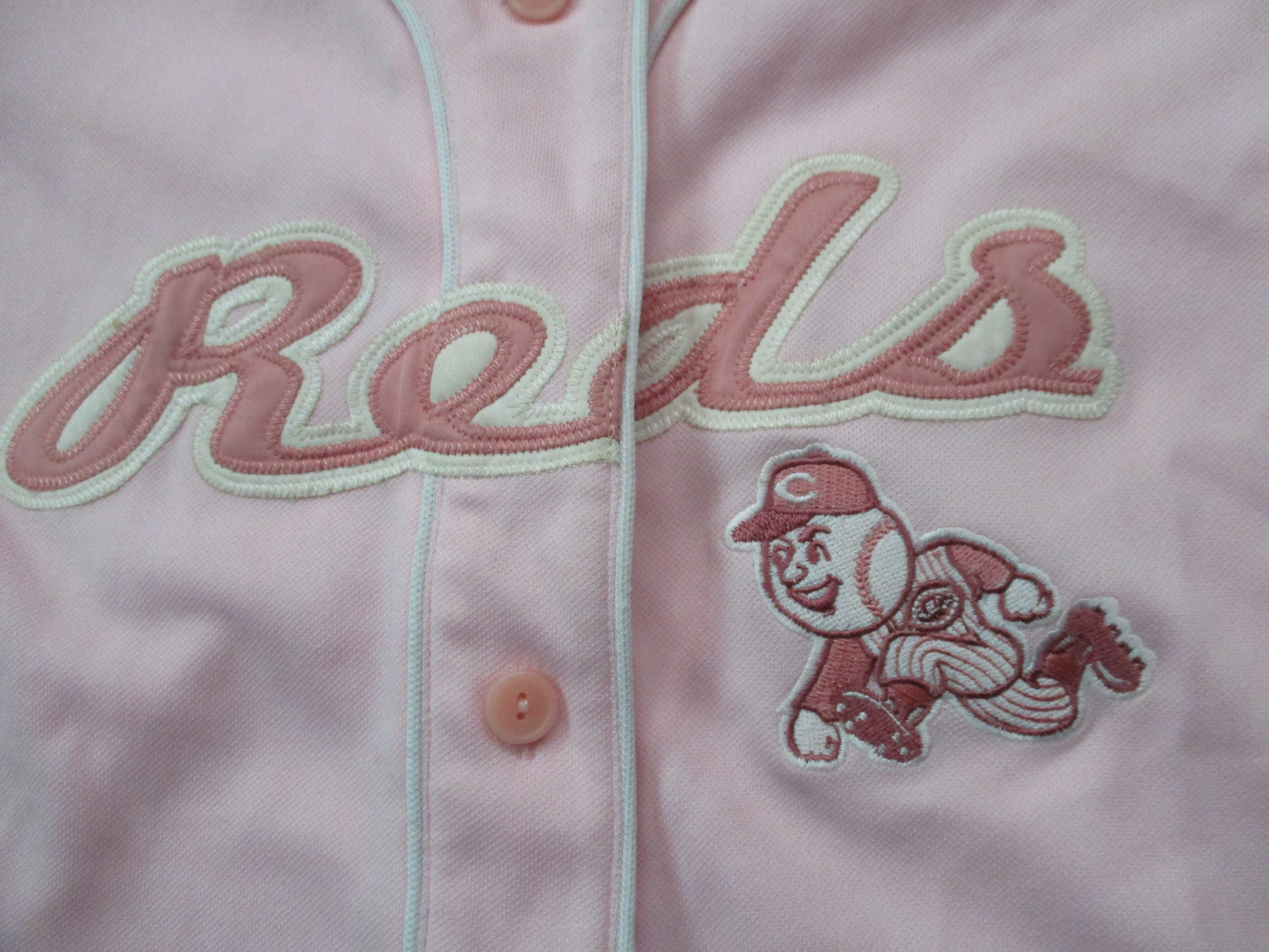 百貨知名專櫃品牌GENUINE MERCHANDISE 美國大聯盟 棒球  運動 休閒 紅襪隊  短袖 外套上衣