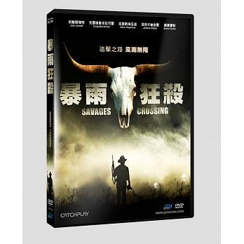 合友唱片 面交 自取 暴雨狂殺 DVD Savages Crossing