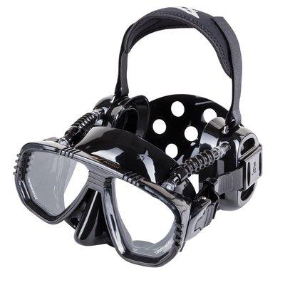 台灣潛水---IST   專利耳罩式面鏡