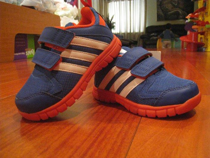 Adidas 男童鞋 US 8