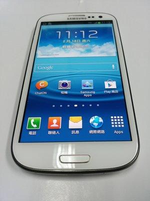SAMSUNG  GALAXY S3 白色/灰/藍/紅/粉色 16G