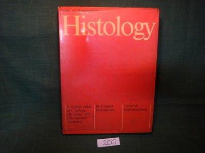 【愛悅二手書坊 19-29】Histology