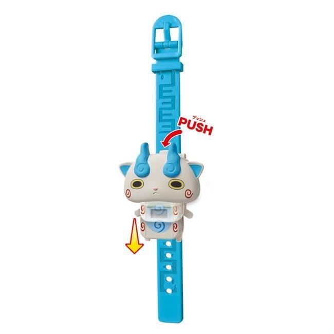 麗嬰代理 進口 妖怪手錶 小狛 石獅子 手錶