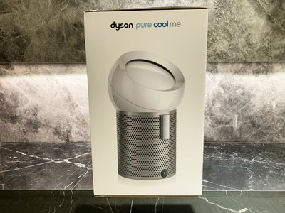 【台中青蘋果】Dyson Pure Cool Me 個人空氣清淨風扇 BP01 白 全新品 #45576