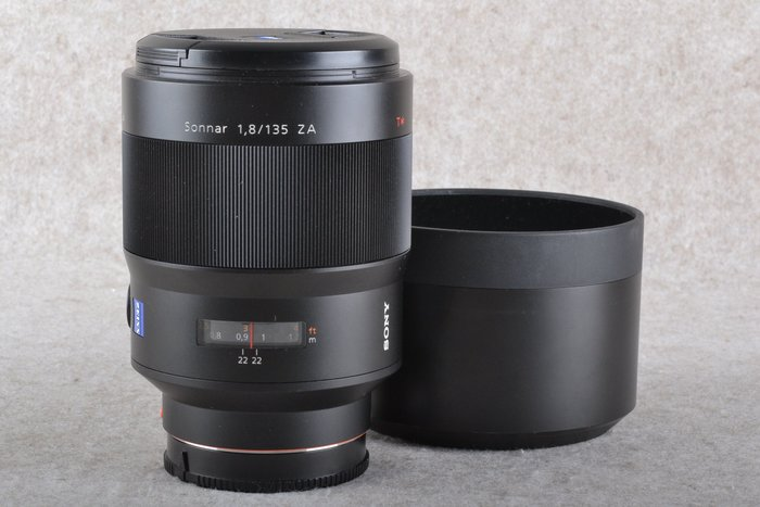 【品光攝影】Sony Carl Zeiss Sonnar T* 135mm F1.8 ZA 人像 FI#39504B