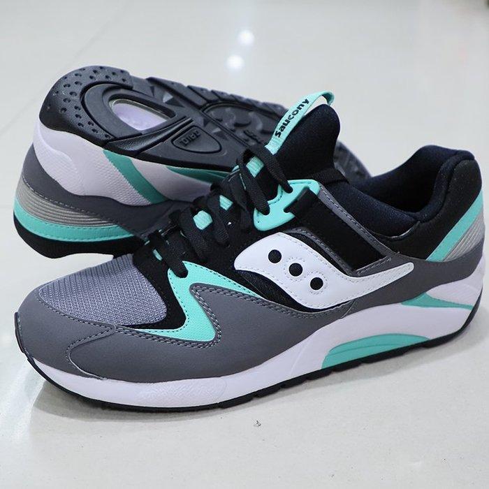 *世偉運動精品* SAUCONY S70077-34 GRID 9000 五折特價 復古鞋 慢跑鞋 男鞋