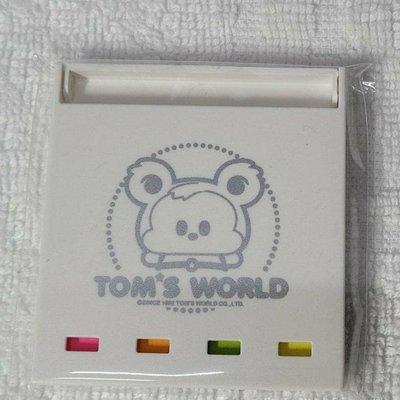四種顏色指示標籤貼紙(粉紅、橘、綠、黃)