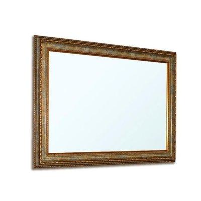 浴室鏡子 美式復古浴室鏡 歐式家用洗手間廁所衛浴衛生間墻壁掛裝飾定制鏡子