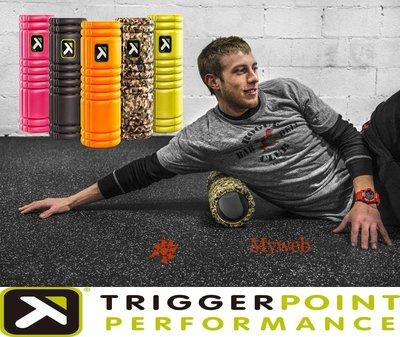 Trigger Point The Grid Foam Roller滾筒短版33cm加送MIT認證標章氣墊運動襪一雙
