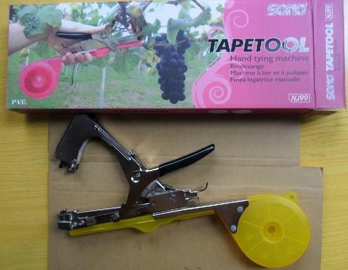 [樂農農] 台灣製 SONO 新款第二代 不掉屑 結束機 NJ99 另售 結束釘.分解性易扣帶.環保結束帶