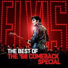 王者回歸 68年電視演唱會實錄精選(進口) / 貓王 Elvis Presley---19075905502