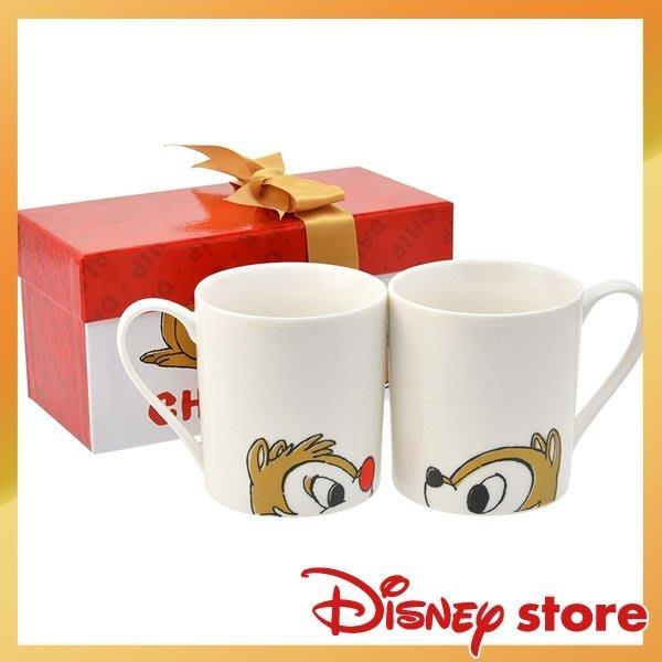 奇奇 蒂蒂 馬克杯 音樂盒 Disney store 專賣商品 日本帶回 小日尼三 批發零售代購有優惠現貨免運費不必等