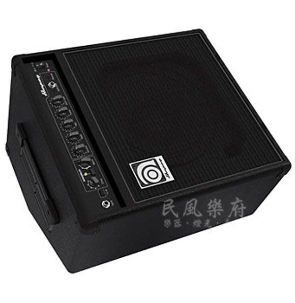 《民風樂府》 Ampeg BA-110 V2 40瓦 10吋 貝斯音箱 限量加贈美國 MOGAMI 導線