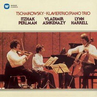 帕爾曼經典之聲26─柴可夫斯基:A小調鋼琴三重奏,作品50/帕爾曼&林哈瑞爾&阿胥肯納吉---2564612999
