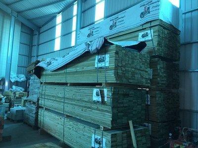 ☆藝匠☆【美國原裝進口南方松 結構1級3.8*9*長300CM 】窯乾木材 地板 圍籬 護木漆 園藝資材