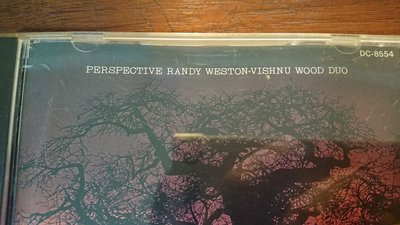 PERSPECTIVE RANDY WESTON-VISHNU WOOD DUO發燒爵士經典絕版罕見盤經典錄音重現日本DENON 發燒版經典專輯