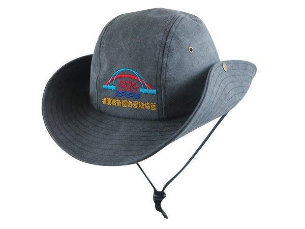 【二鹿帽飾】夏季-布牛仔帽 男女款式 /MIT- 登山專用帽/客製化logo賞鳥帽.印公司行號
