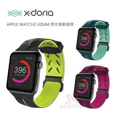 光華商場。包你個頭【X-Doria】 Apple Watch 1 2 3 38(40)mm 運動 錶帶 男女 時尚