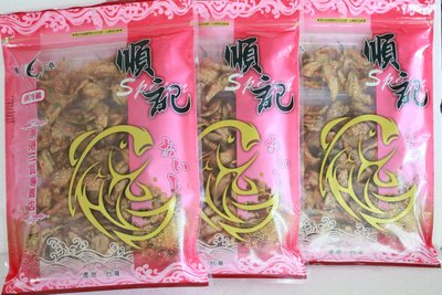 東港順記 休閒食品 蜜穌 櫻花梅魚酥 600公克 400元