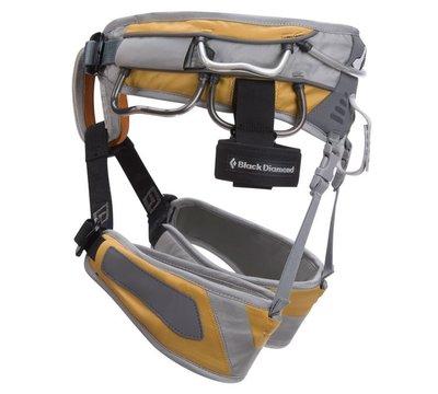 安全帶保護套 BD黑鉆Black Diamond BIG GUN 登山攀巖傳統攀登大巖壁安全帶吊帶