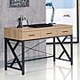 板橋區家具,SB266- 2 麥瑞特黃橡木4尺三抽書...