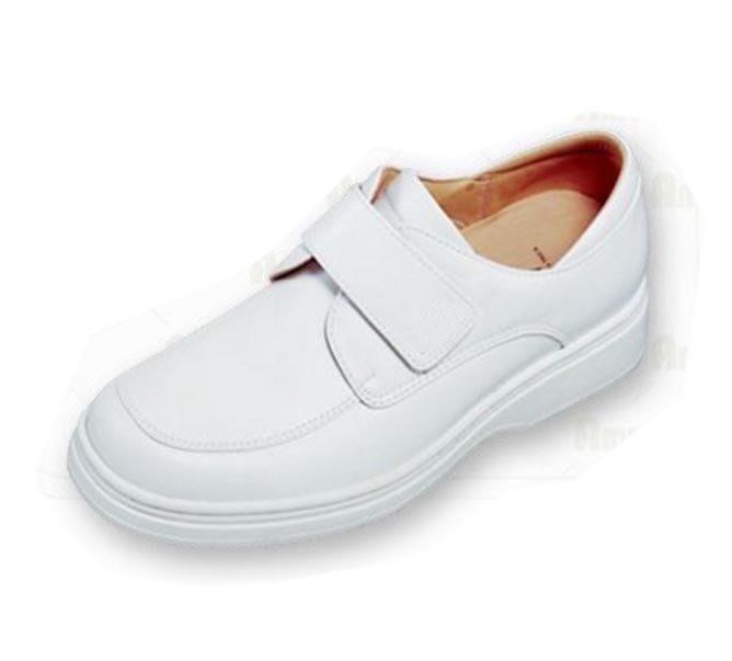 ☆°萊亞生活館 ° 台製工作鞋 / 男護士鞋 / 白皮鞋【男款皮鞋 #008】~超軟墊.舒適.好穿~